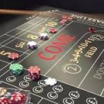 Craps Hawaii — Playing $66 inside (classes available)