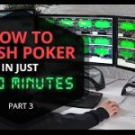 The Ultimate 15 Mins Poker Study Guide –  Exploitative Approach Using Combonator