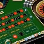 American roulette strategy with bets on Zero ( 0 ) and Double Zero ( 00 ), plus Red or Black.