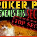 POKER PRO REVEALS HIS SECRETS – Poker Strategy