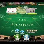 Baccarat Game-Bakara Oyunu