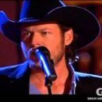 """Blake Shelton ~  """"The Gambler"""""""