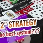 """212"" Blackjack Betting System BEST FOR BEGINNER?? 