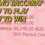 CASINO BACCARAT  HOW TO PLAY  HOW TO WIN 3