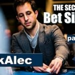 Poker Betting Strategy Explained: The Secrets of Bet Sizing in Poker – part 2 [Ask Alec]