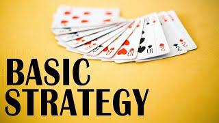 Blackjack – Basic Strategy