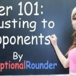 Texas Holdem Poker Strategy –  Adjusting to Opponents Lesson – Online Hold em Poker Coaching