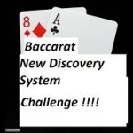Baccarat Chi Wining Strategy !! THIS ONE WAS HARD !!