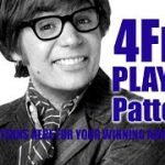 Baccarat winning pattern casinos don't want you to know! – Learn how to use a 4Fr1 Player pattern!