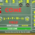 Craps Strategy Video 1