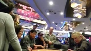 EZ Baccarat back betting at Graton Casino