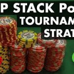 DEEP STACK Poker Tournament Strategy