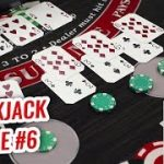 LIVE BLACKJACK BATTLE | David Vs. Timmy Ep.6