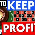 SECURE your PROFITS! (Roulette Strategy)