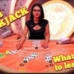 LeoVegas Blackjack Live Dealer and Player both get 21 but Player loses