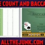 True Count and Baccarat