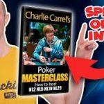 Charlie Carrel POKER MASTERCLASS | Full Review + BONUS Offer Inside!