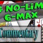 Online Poker Cash Game – Texas Holdem Poker Strategy –  4NL 6 Max Cash Carbon Poker