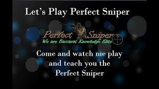 Come, Watch and Learn Perfect Sniper