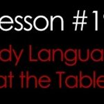 Body Language in Poker – 13 Most Common Poker Tells