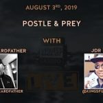 Postle & Prey with JDR & The CardFather