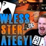 Blackjack Winning Session using Momentum Strategy