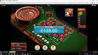 Cyclical columns – Roulette strategy