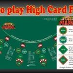 HIGH CARD FLUSH TUTORIAL How to play.