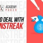 How to deal with downstreak? | Markus Moergis Poker Tips