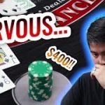 🔥 THE ULTIMATE CHASING!!! 🔥 10 Minute Blackjack Challenge | Live Casino Game Las Vegas