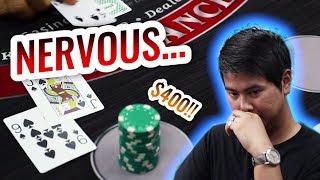🔥 THE ULTIMATE CHASING!!! 🔥 10 Minute Blackjack Challenge   Live Casino Game Las Vegas