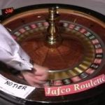 Roulette Dealer Spins Pre-selected Number Sections
