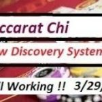 Baccarat Winning Strategies with M.M.  3/29/19