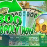 $1300+ INSANE MONOPOLY WIN + BLACKJACK AND SLOT WINS!