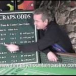 How to Play Craps-12-Craps odds chart.flv