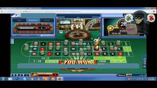 Learn How to Beat Roulette! @ SBOBET 8/20/2016 part 3