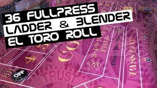 El Toro & 36 FullPress Collaborate