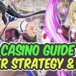 Casino Guide: Poker Strategy and Tips *CHECK PINNED COMMENT*   DanMachi Memoria Freese   DanMemo