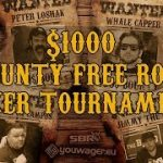 SBR & Youwager's $1000 Bounty Free Roll Poker Tournament | Live Stream! I