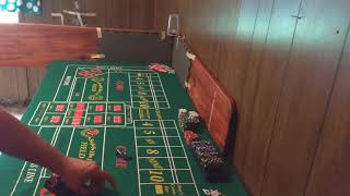 Craps strategy for a player new to the game