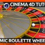 Cinema 4D Tutorial – Build a Dynamic Roulette Wheel