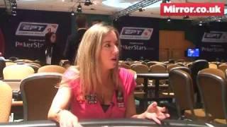 Mirror.co.uk get tips from poker professional Victoria Coren