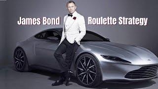 The James Bond Roulette Strategy! James Bond Roulette Method