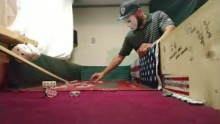 Craps Training Different Levels of Betting Strategy