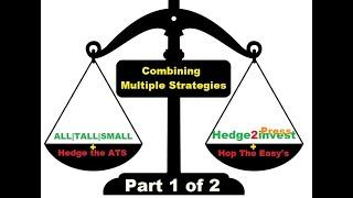 "Bonus Craps ""Multiple Strategies combined"" (Part 1 of 2) Charts available in Description"