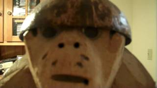 Coconut Monkey Gives His Gambling Tips for Craps