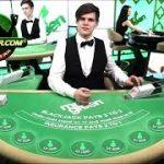 Online Blackjack BANKROLL DESTROYER vs £1,125 Real Money Play at Mr Green Online Casino
