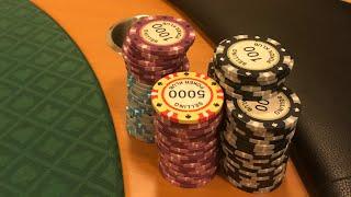 Poker Vlog 18. Tournament poker. Learn poker. Mihael Korica.