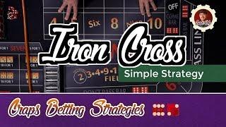 Craps Betting Strategy – Iron Cross