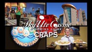Sky Ute Casino Gaming Guide – Craps